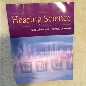 Hearing Science Book